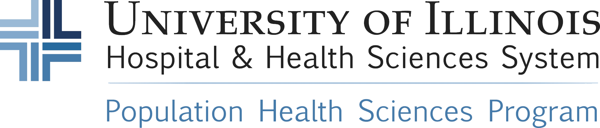 UIC Hospital and Health Sciences System: Population Health Sciences Program