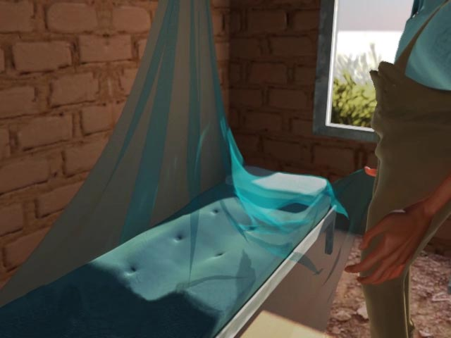 Malaria Prevention: Bed Nets