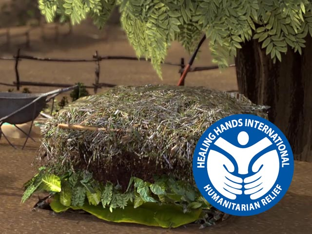 Survival Gardening: How to Create Compost (3D) HHI