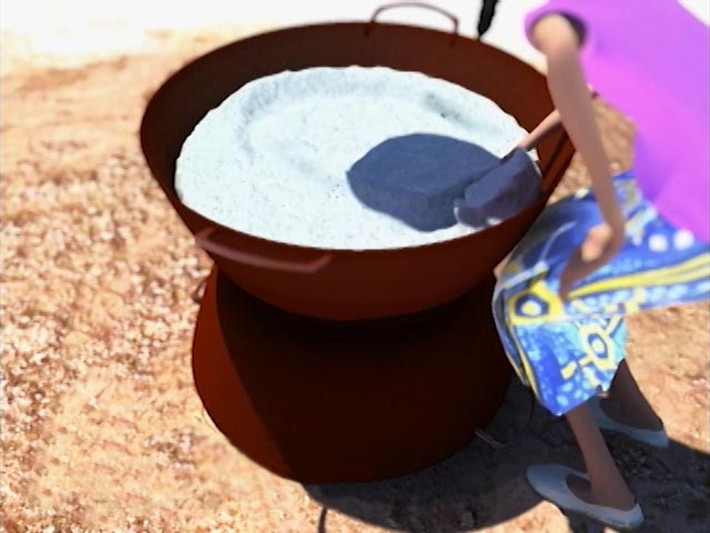 Improved Method of Shea Butter Processing
